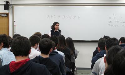 アジア学生文化協会 日本語スピーチコンテスト
