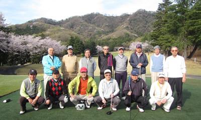 第10回親睦ゴルフ会