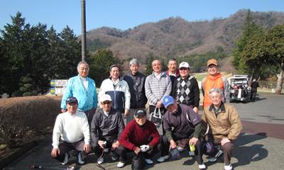 日本マレーシア倶楽部親睦ゴルフ会