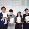 アジア学生文化協会日本語コース スピーチコンテスト開催